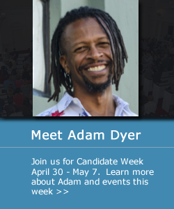 Meet Adam Dyer